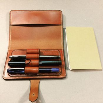 MorganEsq pen cases for 4 pens